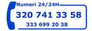 Numeri Europol Biella